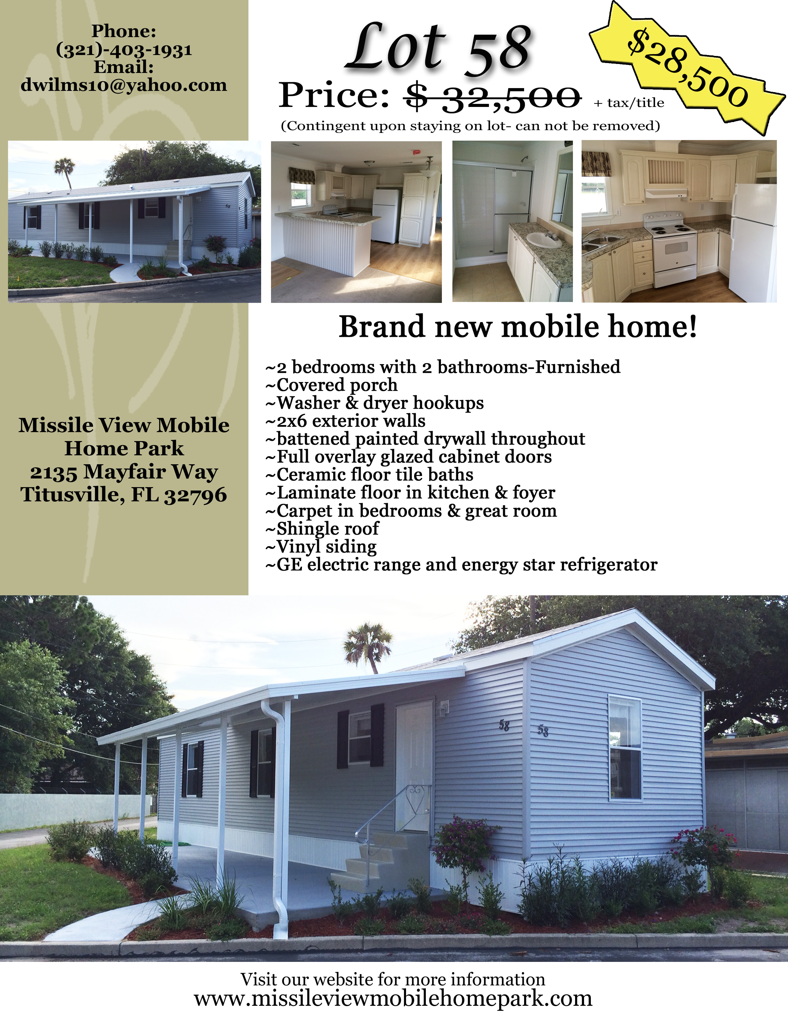 Missile View Mobile Home Park | usville, FL on mobile homes double-doors, plans for manufactured homes sale, mobile home stairs, mobile home canopies, mobile home sunken living room, mobile home back door, mobile home sales florida, mobile home screen door hinges, mobile home door suppliers, home depot storm doors sale, mobile home kitchen makeovers, mobile home curtains,